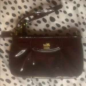 Coach wristlet in perfect condition. Never used
